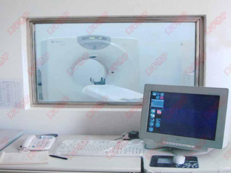 x光室铅玻璃
