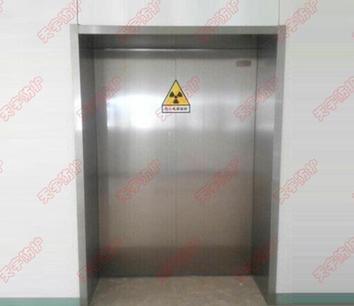 CT室射线防护门