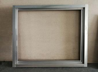 铅玻璃不锈钢框