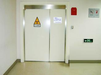射线防护门--(子母)